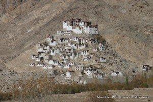 32. monastery nr Leh India AR