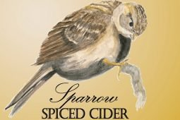 Æppeltreow Winery & Cidery: Sparrow Spiced Cider