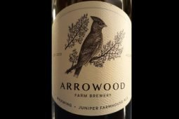 Juniper, plagues, and waxwings – Arrowood Farm-Brewery: Waxwing Juniper Farmhouse Ale