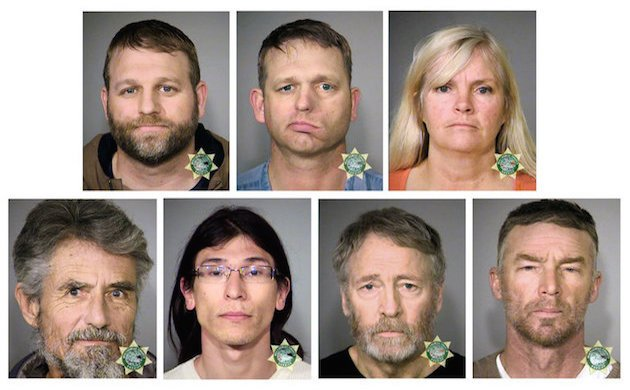 Malheur Armed Antigovernment Protesters