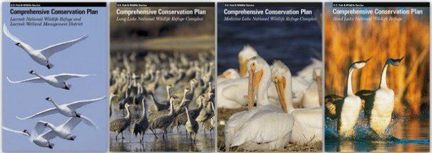 National Wildlife Refuge Comprehensive Conservation Plans