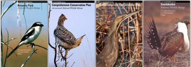 National Wildlife Refuge Comprehensive Conservation Plans