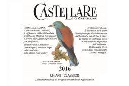 """Love """"Roller""""coaster: Castellare di Castellini Chianti Classico (2016)"""