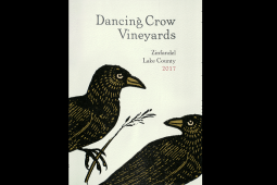 """One for the crow"": Dancing Crow Vineyards Zinfandel (2017)"