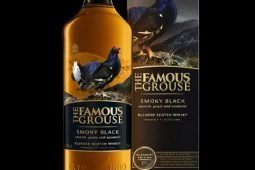 The Famous Grouse: Smoky Black Blended Scotch Whisky