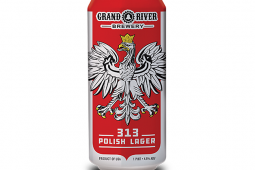 Grand River Brewery: 313 Polish Lager
