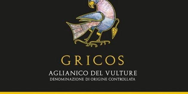 """Grifalco: Aglianico del Vulture """"Gricos"""" (2016)"""