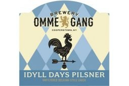 Brewery Ommegang: Idyll Days Pilsner