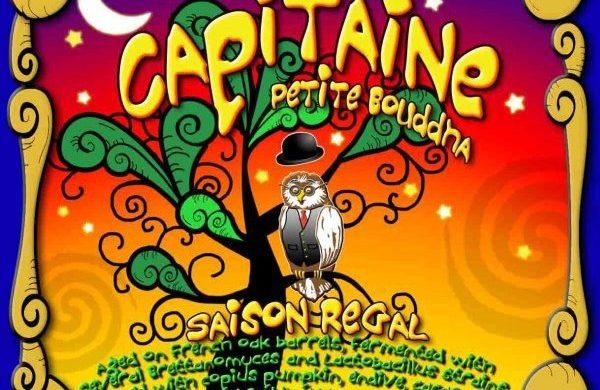 Trinity Brewing: Le Capitaine Golden Saison Regal