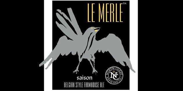 North Coast Brewing Company: Le Merle Saison