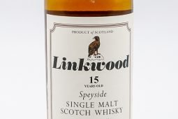 Linkwood Distillery: 15 Years Old Speyside Single Malt Scotch Whisky