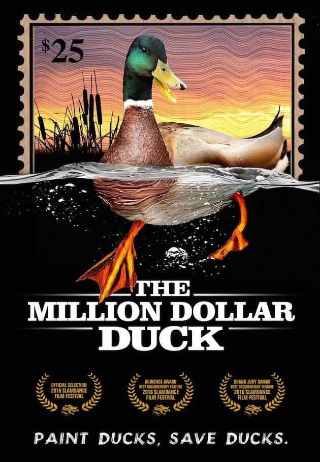 Million Dollar Duck Poster