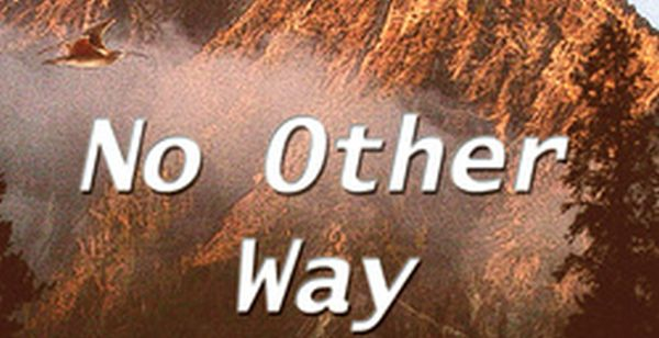 No Other Way book cover