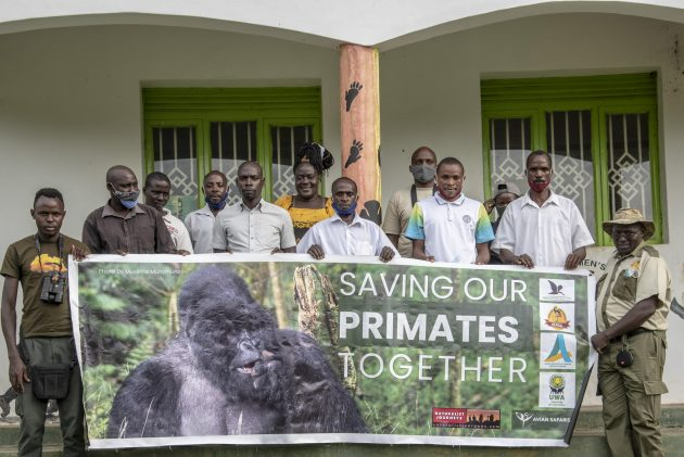 Saving Primates