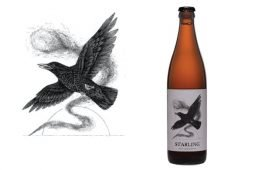 Arrowood Farm Brewery: Starling Brett Farmhouse Ale