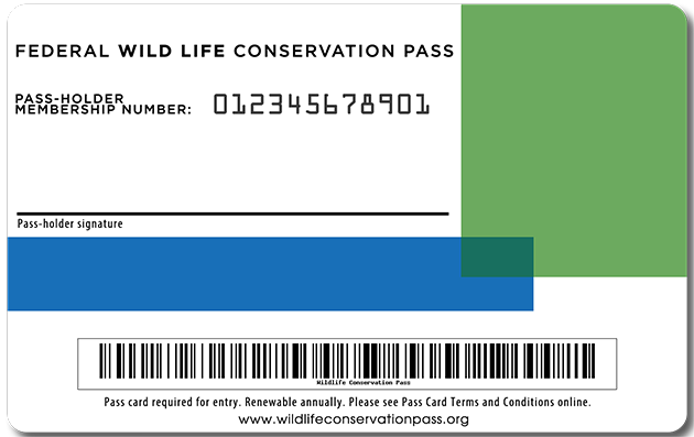 Wildlife Conservation Pass