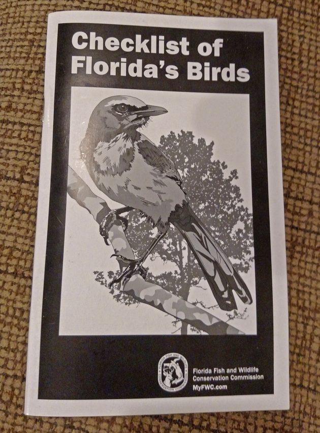 checklist, birding, nature