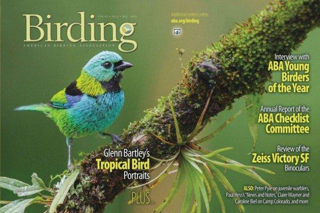 Birding Mag -- How Many Birders?