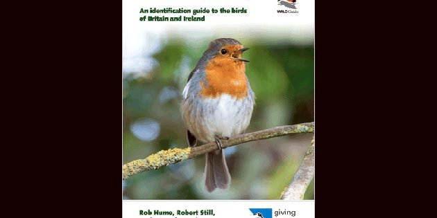 Britain's Birds: An Identification Guide to the Birds of Britain and Ireland–A Book Review