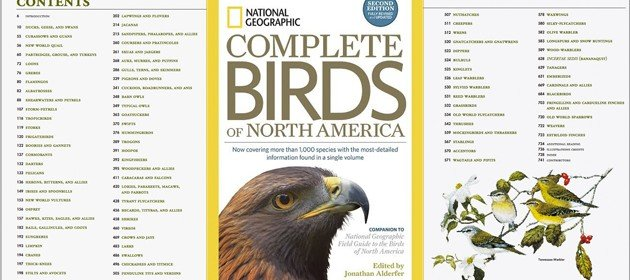10000 Birds National Geographic Complete Birds Of North America