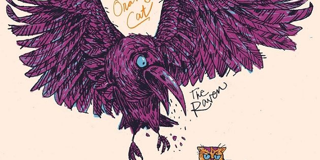 Fat Orange Cat Brew Company: The Raven