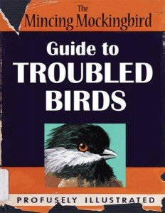 Cover - Mincing Mockingbird Guide to Troubled Birds